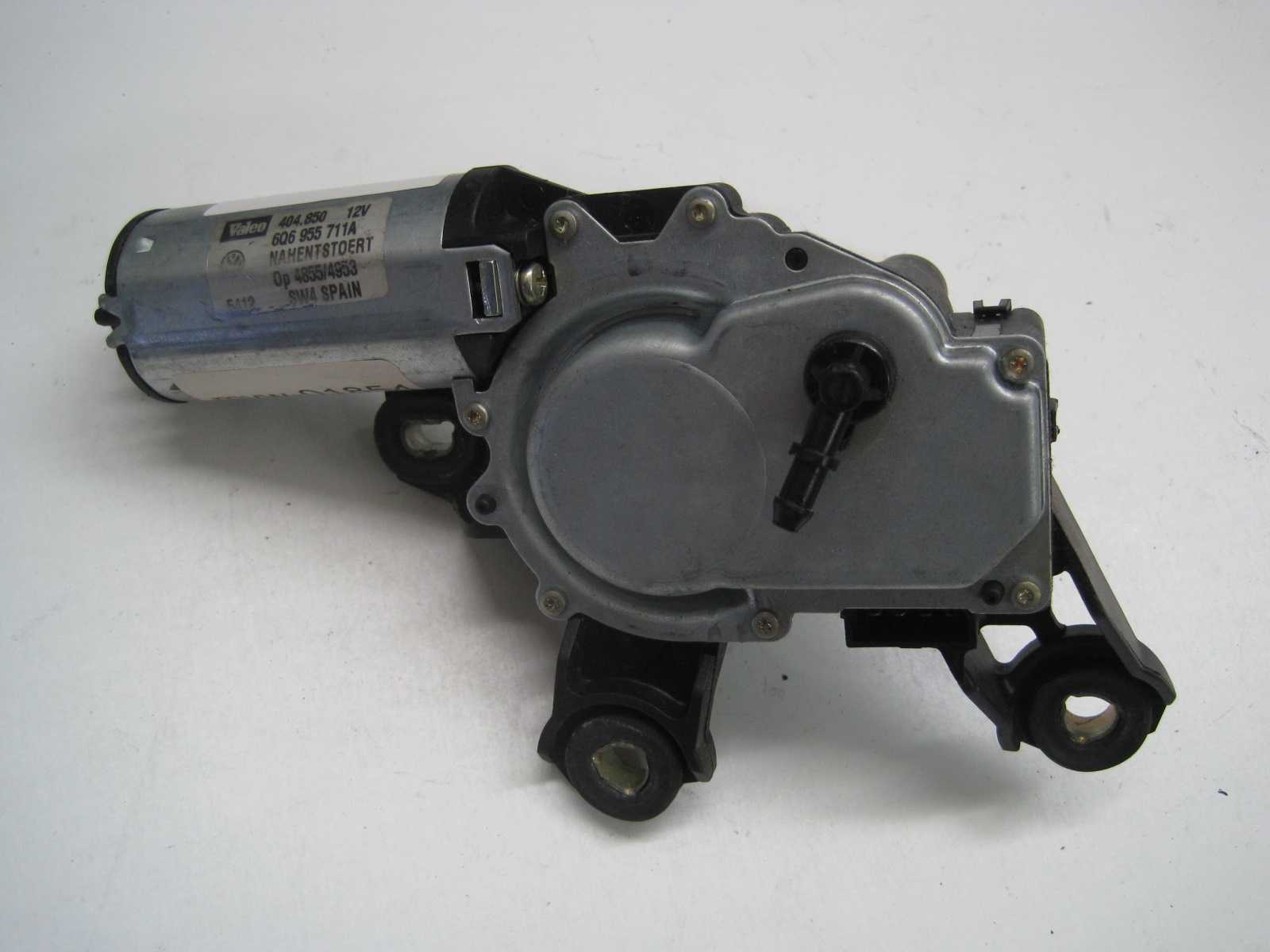 Wiper Motor Rear VW Polo 6Q6955711A