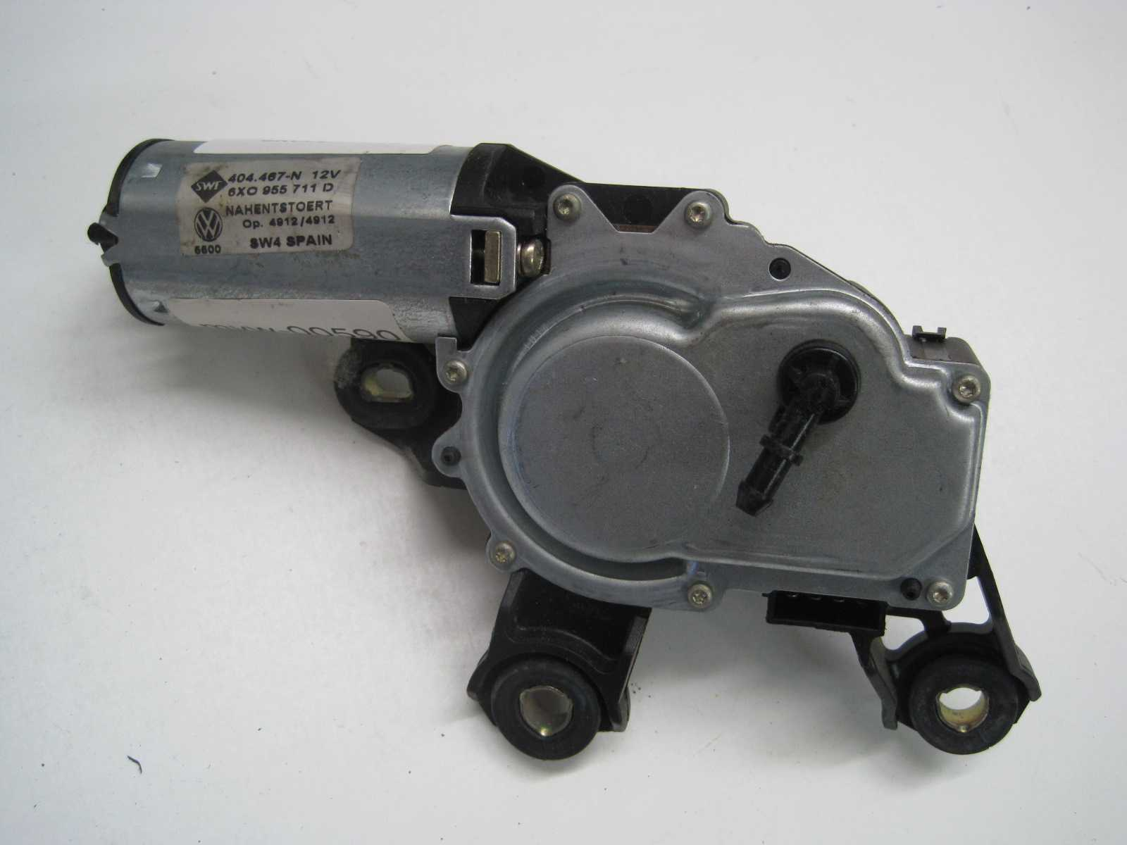 Wiper Motor Rear VW Lupo 6X0955711D