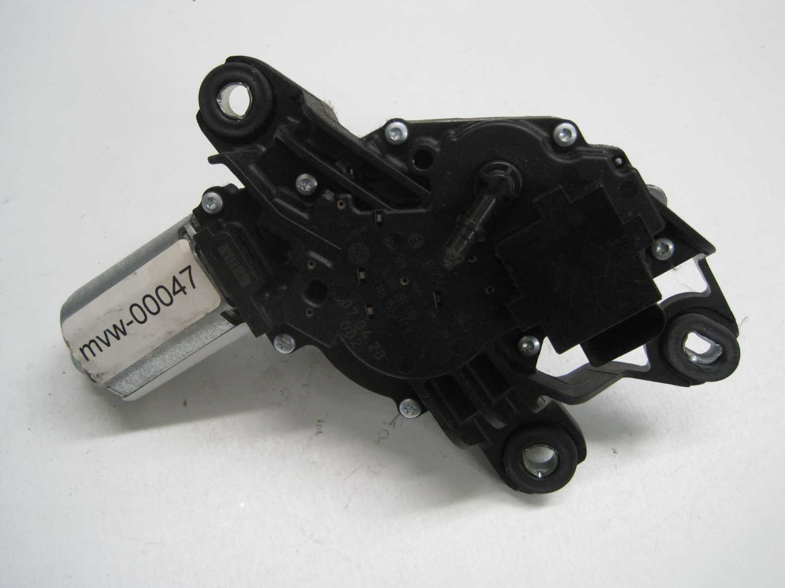 Wiper Motor Rear VW Golf V 1K6955711C