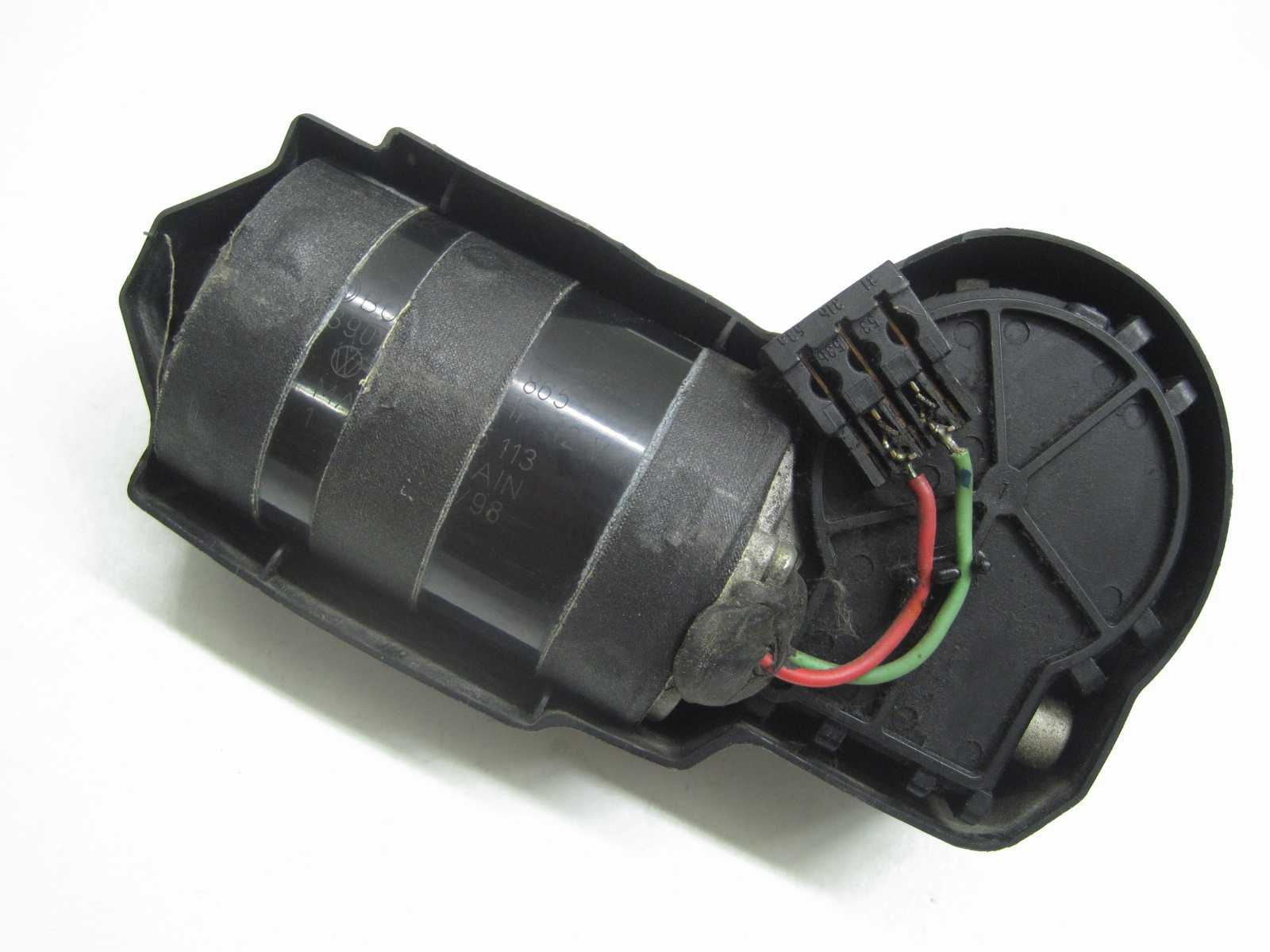 Wiper Motor front VW Lupo