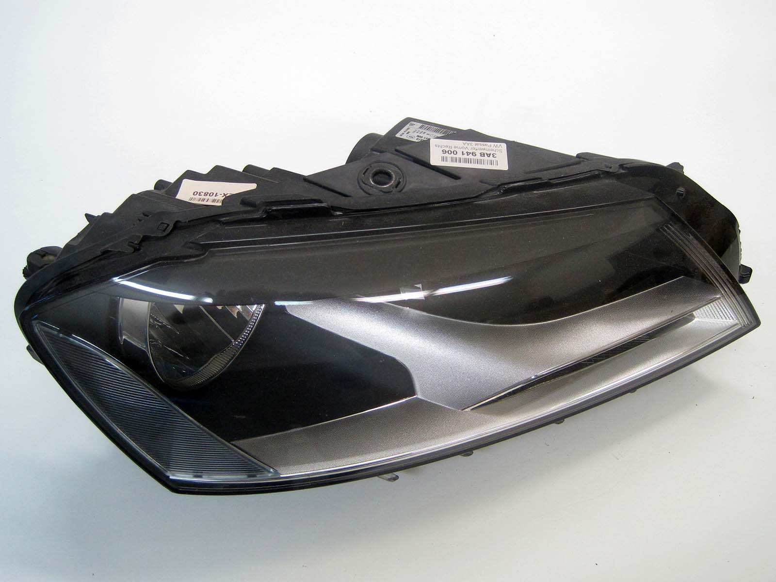 Headlight used 3AB941006
