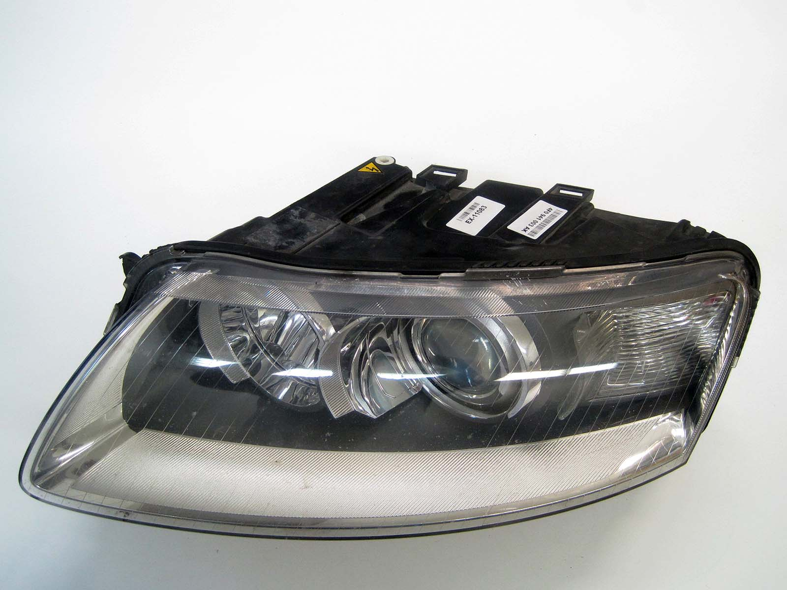 Headlight used 4F0941003AK