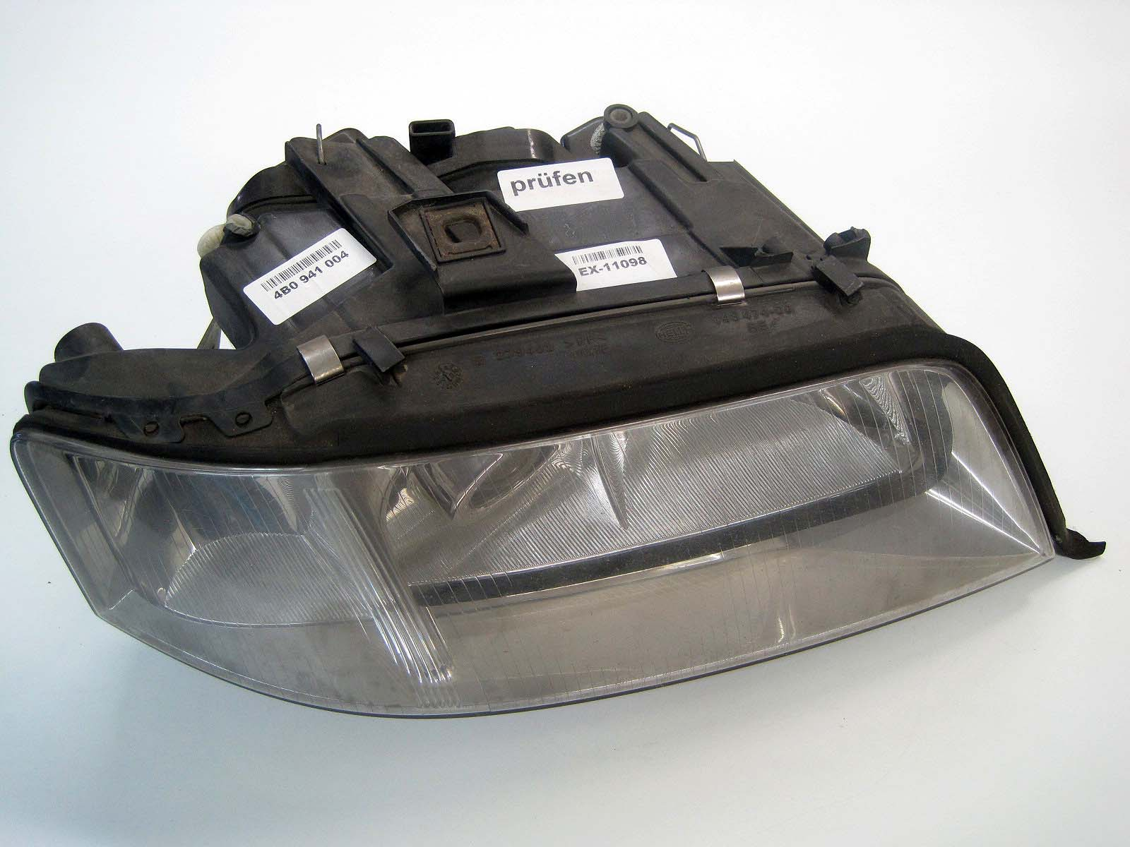 Headlight used 4B0941004 prüfen