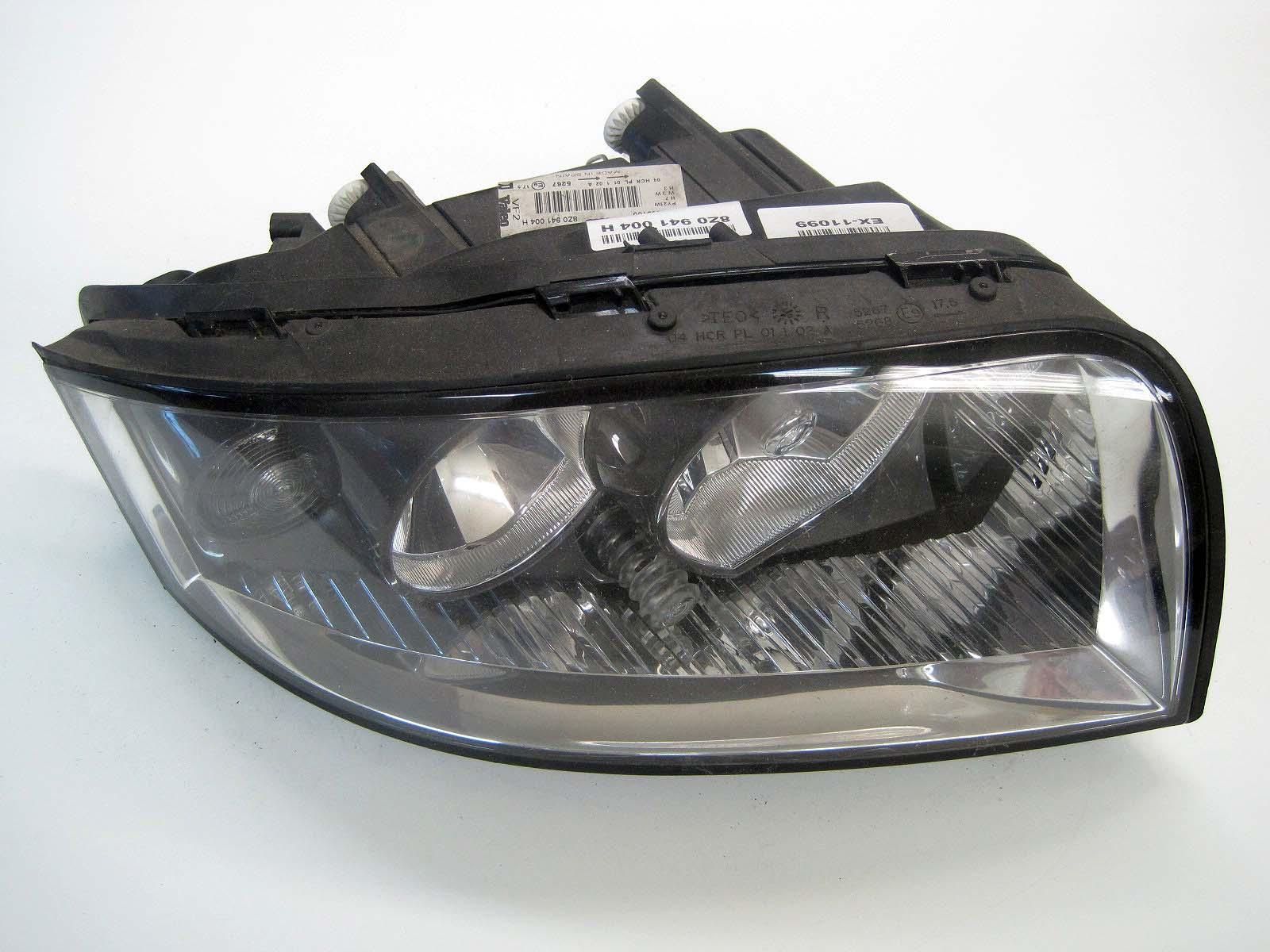 Headlight used 8Z0941004H prüfen